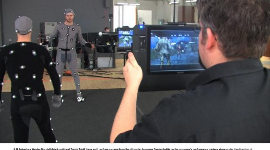 ILM Employs Vicon Motion Capture System for 'The Avengers
