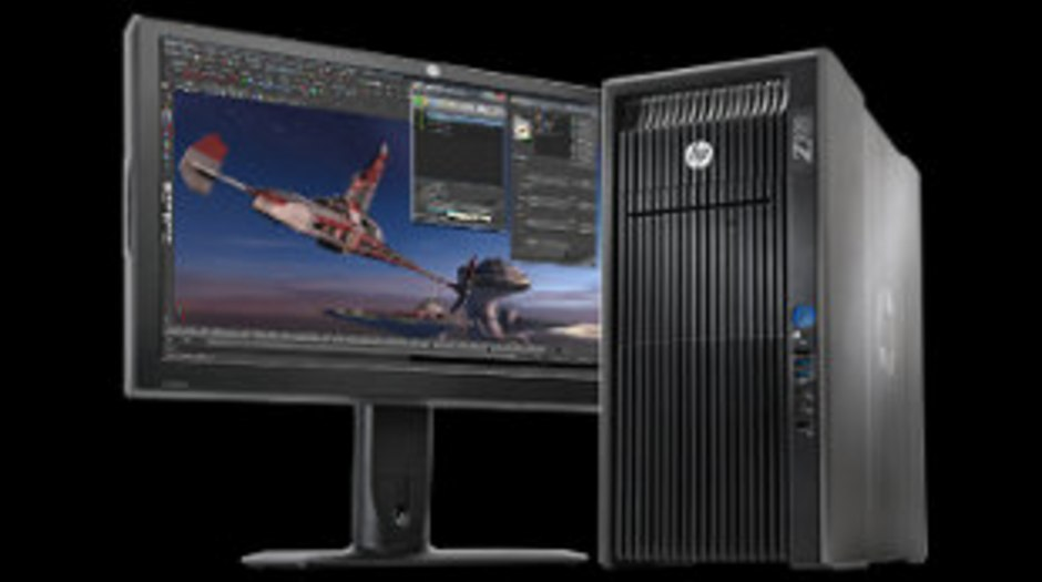 Review: The HP Z820 Workstation | Animation World Network