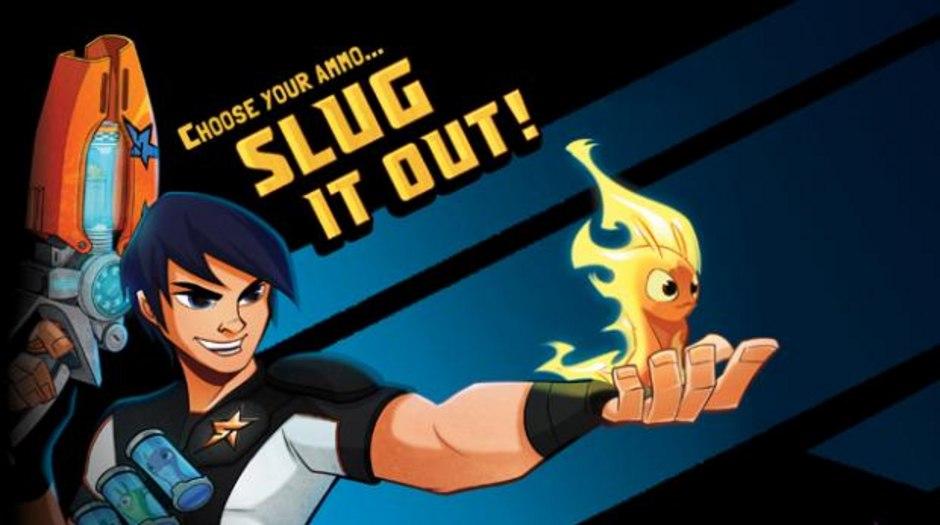 Slugterra coloring pictures elementals comic book | 525x940