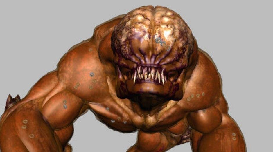 Resident Evil Gets The Uber Licker Animation World Network