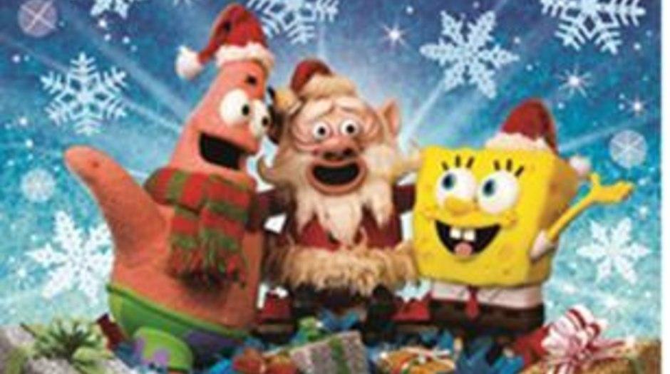 Nickelodeon Christmas Specials.Stop Motion Spongebob Squarepants Christmas Special Airs
