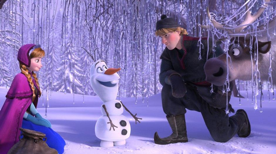 Directors Chris Buck and Jennifer Lee Talk 'Frozen