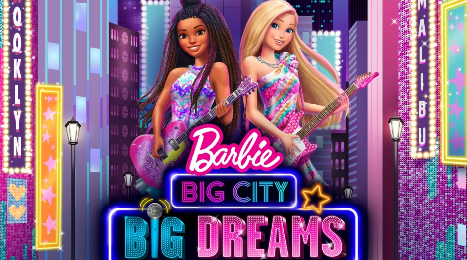 Watch Barbie Big City Big Dreams Teaser Trailer Animation World Network