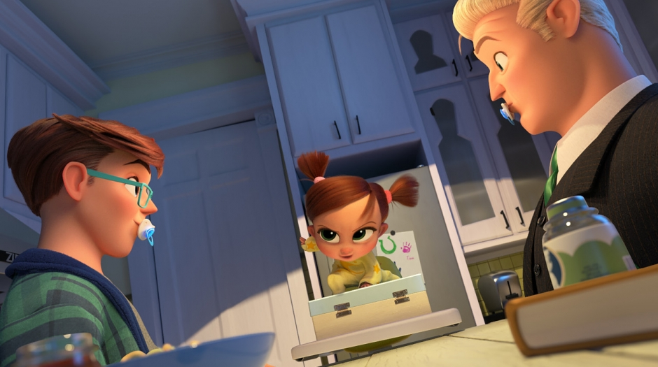 WATCH: First Official 'The Boss Baby: Family Business' Trailer and Images