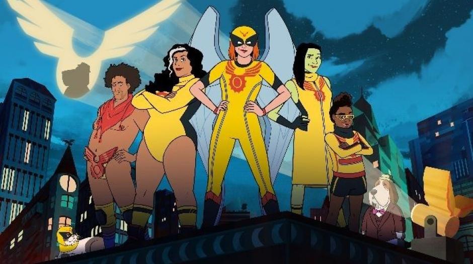 Birdgirl' Flies onto Adult Swim | Animation World Network