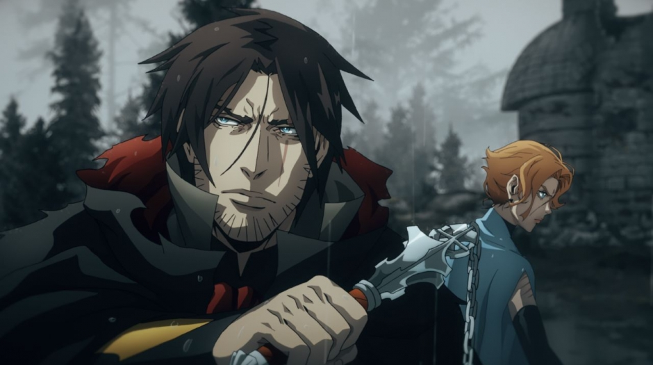 Wrapping Up Loose Ends in 'Castlevania's Fourth and Final Season
