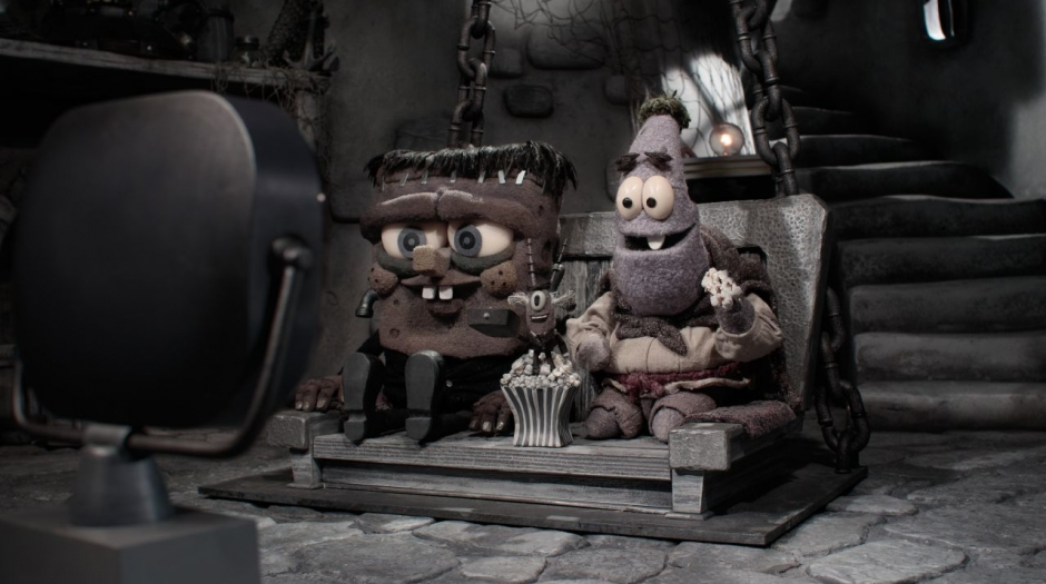 The Monstrous Stop-Motion of 'The Patrick Star Show's Halloween Special