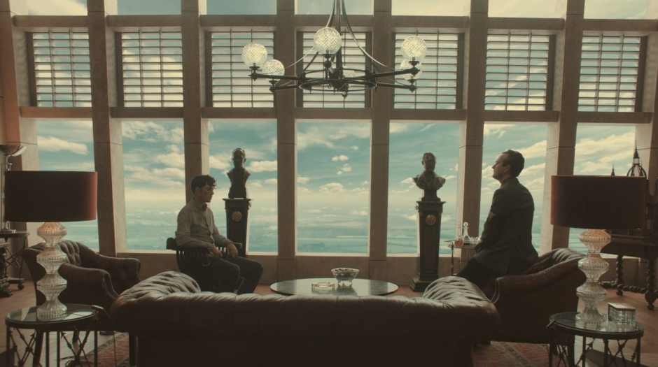 Creating the Menacing, Dystopian World of 'Pennyworth' Season 2