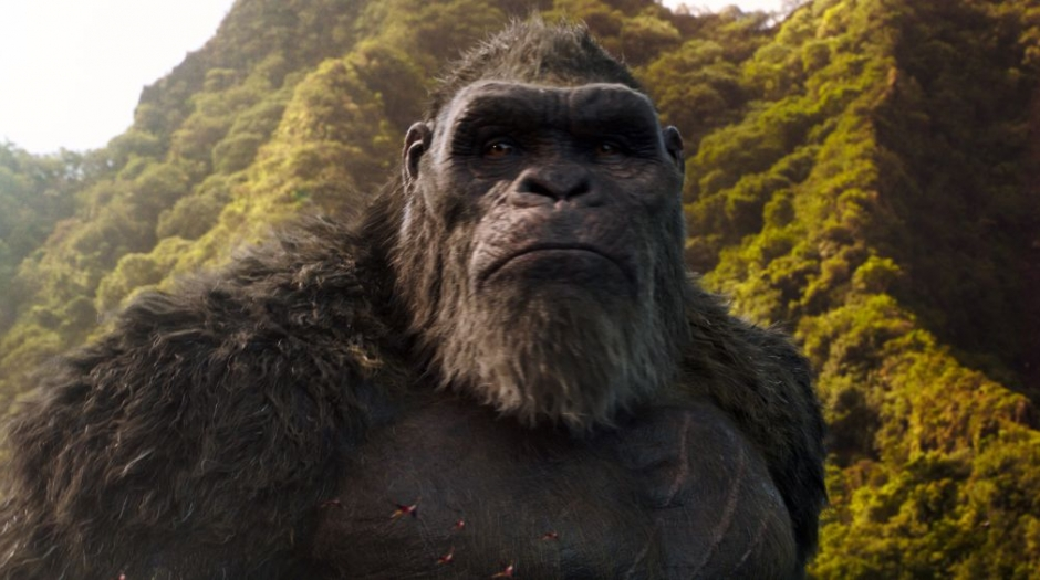 Creating a More Human Kong in 'Godzilla vs. Kong'