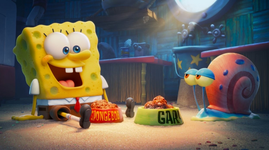'The SpongeBob Movie: Sponge on the Run' Premieres Today on Paramount+
