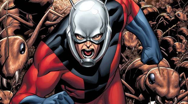 Marvel Rounds Out 'Ant-Man' Cast