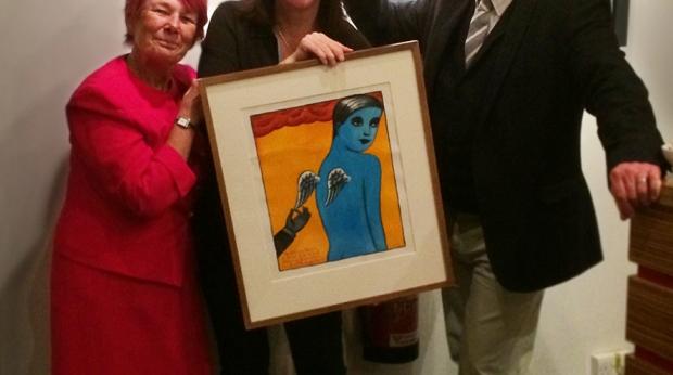 2013 ASIFA Laureate Recipient Joanna Quinn