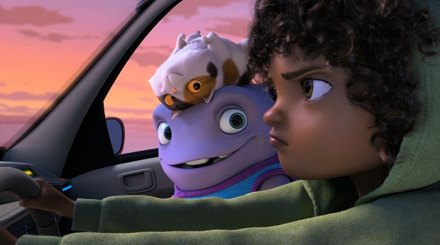 Watch: New Trailer arrives for DreamWorks Animation's 'Home'