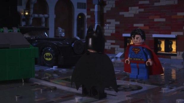 3:11 of Friday Video Fun: LEGO Batman Vs Superman
