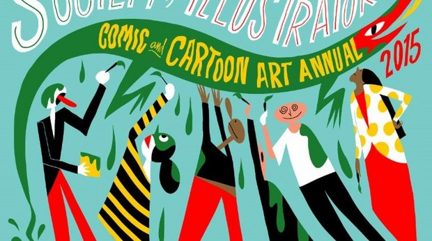Society of Illustrators Announces 2nd Annual Comic & Cartoon Art Competition