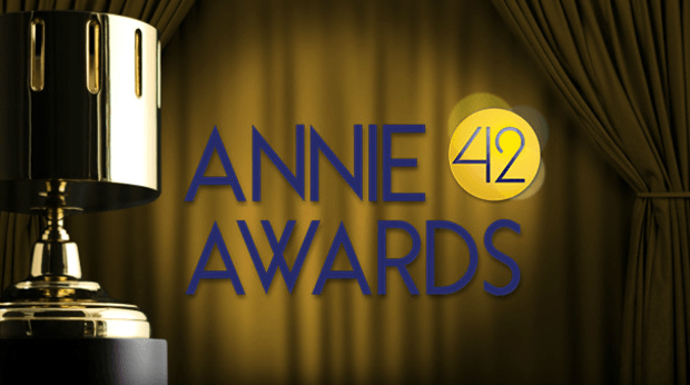 Watch the 42nd Annual Annie Awards Live!