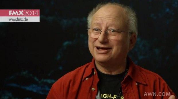 AWN Professional Spotlight: FMX 2014 – Ed Hooks & Acting for Animators