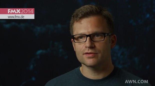 AWN Professional Spotlight: FMX 2014 – ILM's Olivier Maury