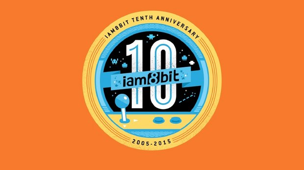 iam8bit Celebrates a Decade of Art, Games and Pop Culture with 10th Anniversary Show