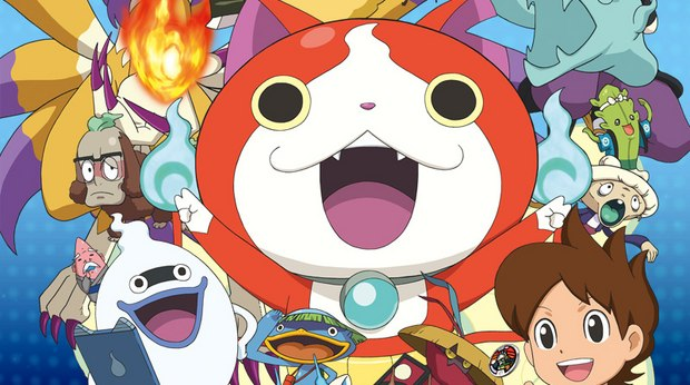 Toonami Picks Up 'Yo-Kai Watch' in Asia