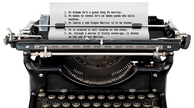 SOME TIPS ON WRITING SCREENPLAY OUTLINES
