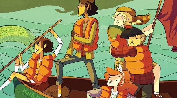 'Saga,' 'Lumberjanes,' 'Little Nemo' Top 2015 Eisner Awards
