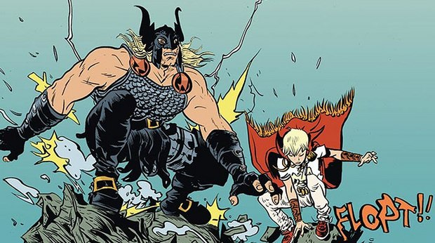 Patrick Osborne to Direct 'Battling Boy' for Paramount