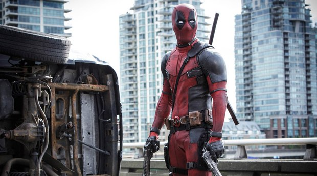 WATCH: Bloody, Hilarious 'Deadpool' Trailer is Finally Here