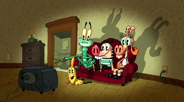 Nickelodeon Announces Fall Animation Lineup