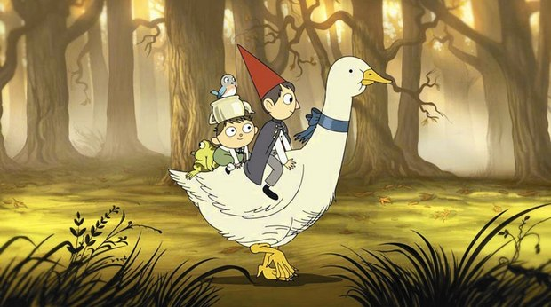 'Over the Garden Wall,' 'Adventure Time' Win Creative Arts Emmys