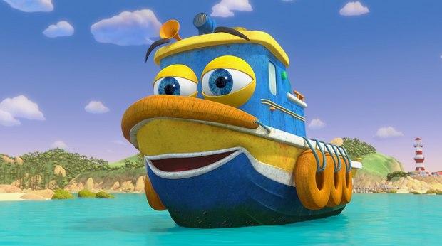 NBC Kids Sprout Acquires 'Sydney Sailboat'