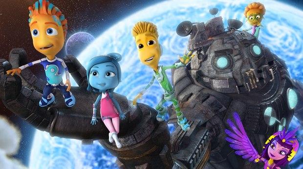 Splash Entertainment Bringing 'Tellur Aliens' Feature to MIPCOM