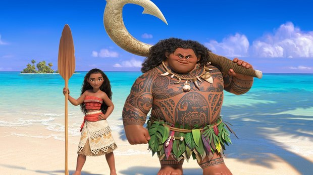 Walt Disney Animation Studios' 'Moana' Finds Her Voice