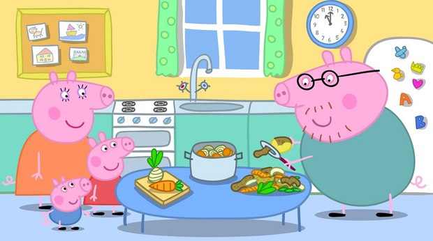 eOne Expands Licensees for 'Peppa Pig'