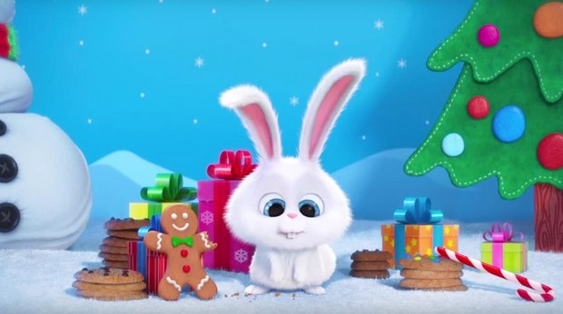 WATCH: New Holiday-Themed Trailer for Illumination's 'Secret Lives of Pets'