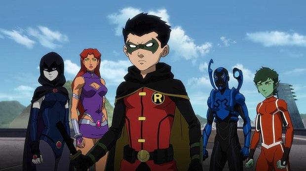 'Justice League vs. Teen Titans' Feature Set to Premiere at WonderCon