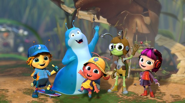 Netflix Announces Beatles-Inspired 'Beat Bugs' Series