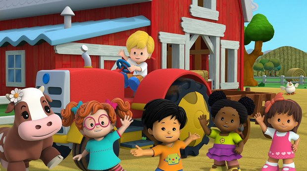 Mattel Launching New 'Little People' Series on Sprout