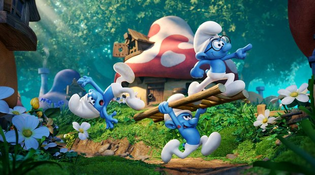 Sony Rounds Out Voice Cast for 'Smurfs: The Lost Village'