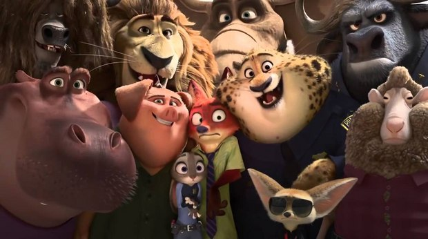 Disney Unveils New Clips from 'Zootopia'