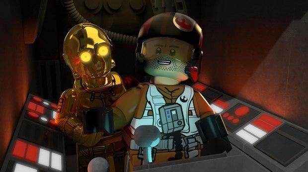 New 'LEGO Star Wars' Short Set to Air Feb. 15