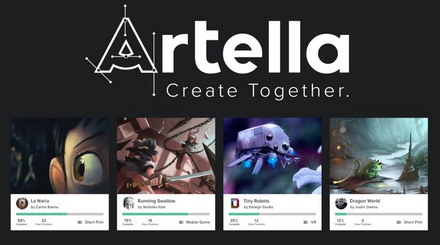 Artella Ushers in the Promise of Easy and Affordable Global Creative Production Collaboration