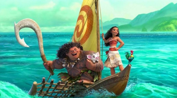 Disney Bringing 'Moana' & 'Inner Workings' Short to Annecy 2016