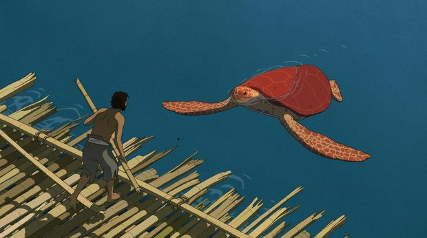 Ghibli Co-Production 'The Red Turtle' Wins Special Jury Prize at Cannes 2016