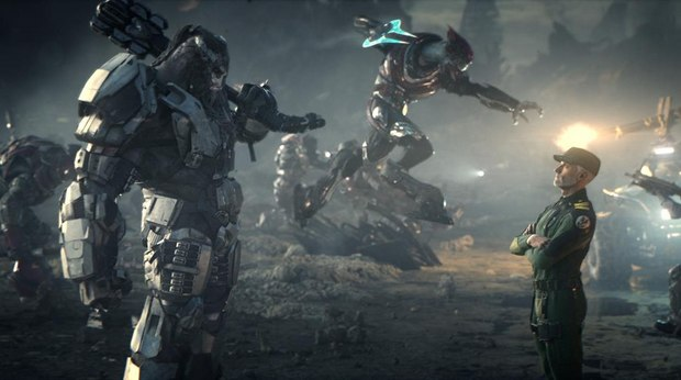Blur Debuts 'Halo Wars 2' Trailer at E3 2016