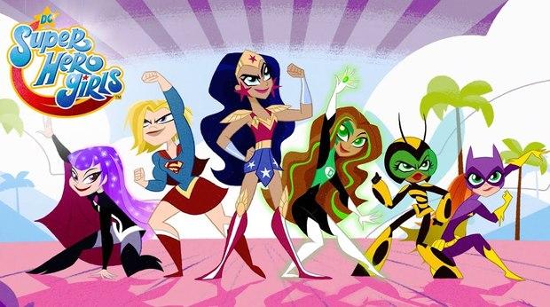 Warner Bros. Animation Bringing 'DC Super Hero Girls' to Wondercon 2019