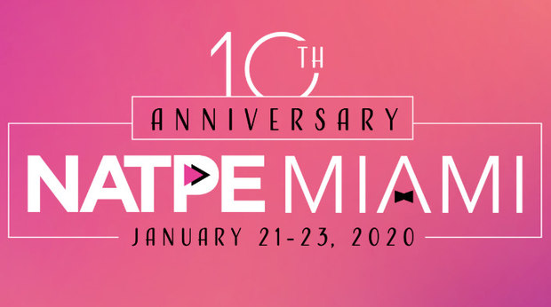 NATPE Miami Marketplace and Conference January 21-23, 2020