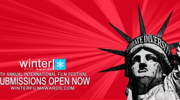 Celebrate Diversity in Film!  9th Annual Winter Film Awards International Film Festival Call for Entries