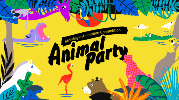 Show Off Your Animation Skills: Enter the 8th Annual iAniMagic Competition