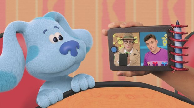 All New 'Blue's Clues & You! Debuts on Nick
